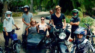 Angelina Jolie le pidió el divorcio a Brad Pitt