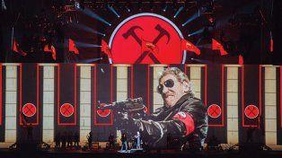 Roger Waters dará un concierto gratuito en Mexico contra el muro de Trump
