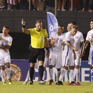 argentinos hdmp le dijo el chileno medel a pitana