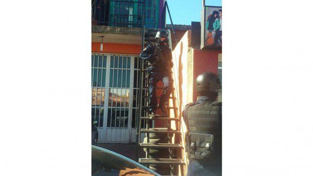 Dos detenidos tras allanamientos simultáneos por causas de narcotráfico