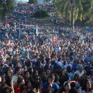 Se repite el ritual. En el Día de la Primavera, los festejos estarán en la Costanera Baja.