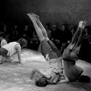 se presentan las jornadas sobre cuerpo y teatralidad