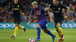 Confirmaron que Lionel Messi se desgarró y no jugará con la Selección