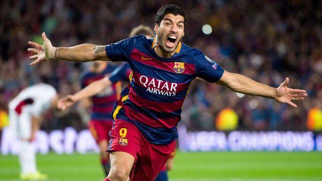 Suárez violento y polémico: El fútbol es para hombres