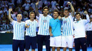 argentina conoce el rival de la copa davis 2017