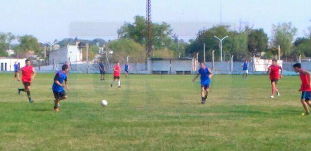 Hubo una prueba de jugadores en Peñarol