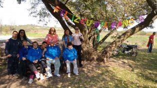 Apana celebró su 49º aniversario  de labor incansable en Paraná