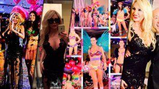 Vicky Xipolitakis fue acusada de plagio por diseñadora de lencería