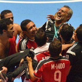 argentina jugara los cuartos de final ante egipto