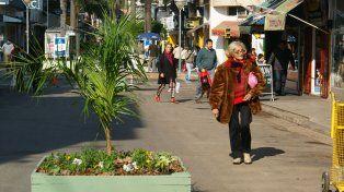 Peatonal. En Concordia advierten que hay grandes locales que se fueron del centro hacia otras zonas.