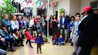 Se inauguró la nueva sede de la Casa del Joven