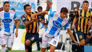 Atlético Rafaela y Central igualaron sin goles