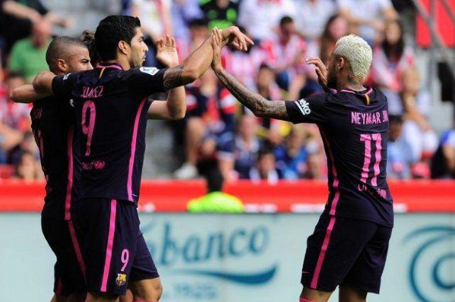 No extrañaron a Messi
