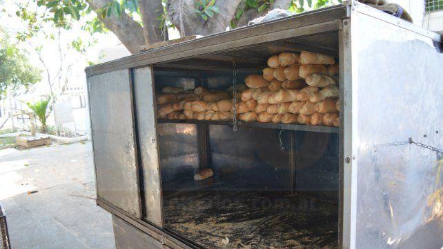 La UP Nº 1 tiene su propia panadería.