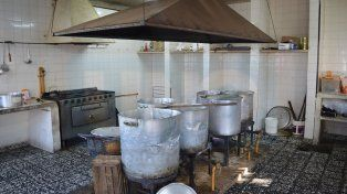 La cocina de la UP Nº 1