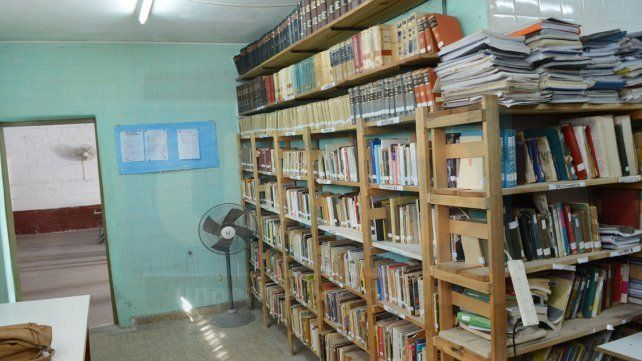 Biblioteca de la UP.
