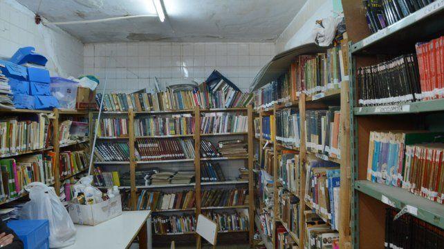 Biblioteca de la UP