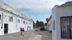 un recorrido entre los muros que albergan a la unidad penal n° 1
