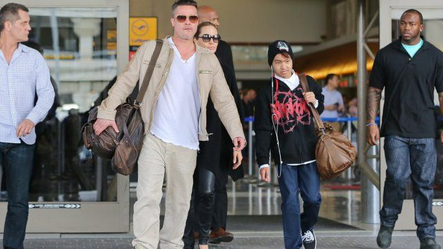 El incidente entre Maddox y Brad Pitt que habría originado el divorcio