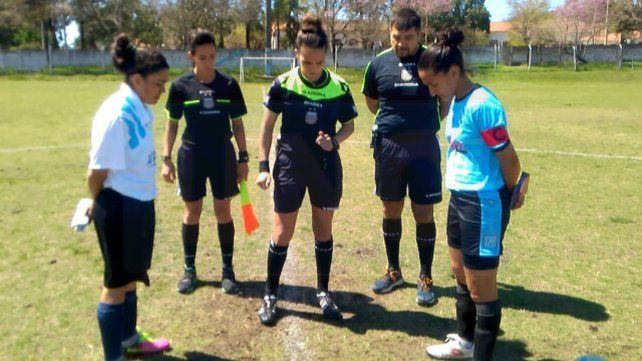 Fue empate en el debut del seleccionado femenino de la LPF