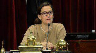 Citan a declarar como testigos a 22 aportantes a la fundación de Gabriela Michetti