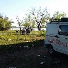Encontraron restos humanos en cercanías de la ruta 168