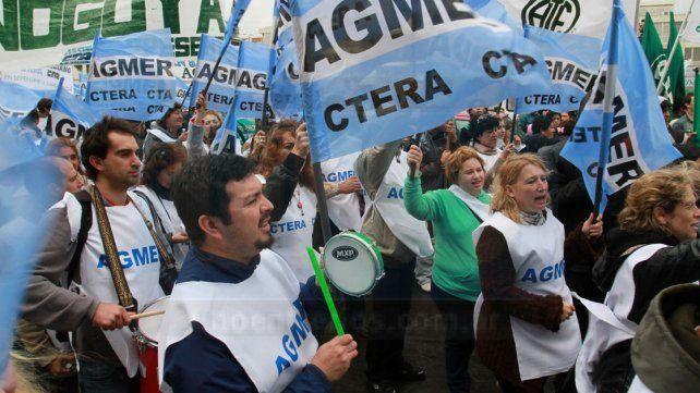 Presentes. Una nutrida afluencia de gremialistas entrerrianos acudirá a la movilización nacional.