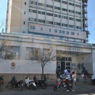 El pequeño fue trasladado al hospital San Roque de Paraná