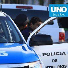 Un detenido tras la balacera del barrio Libertad