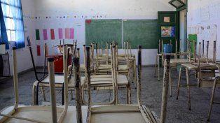 los gremios docentes aseguran que el acatamiento del paro es del 90%