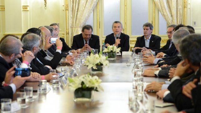 El Presidente Macri anunció el reintegro del IVA a turistas extranjeros