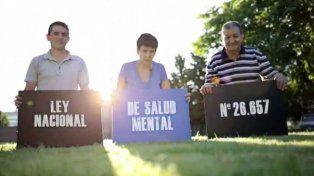 La semana próxima se aprobaría la adhesión a la ley nacional de Salud Mental