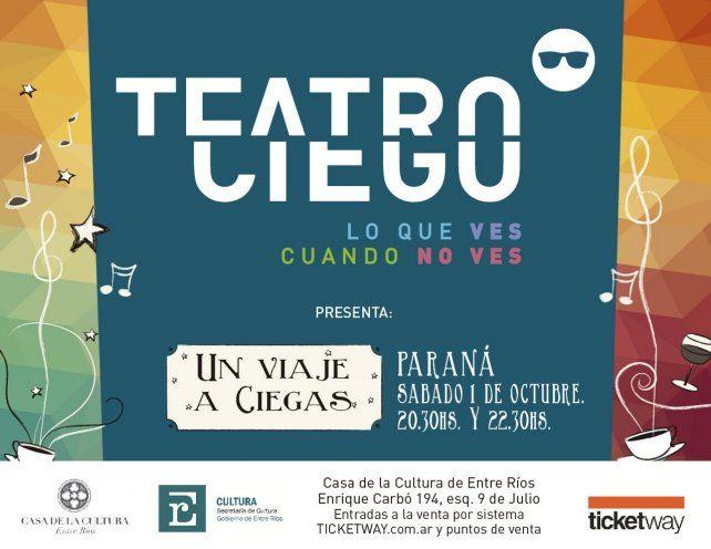 Teatro Ciego en Paraná