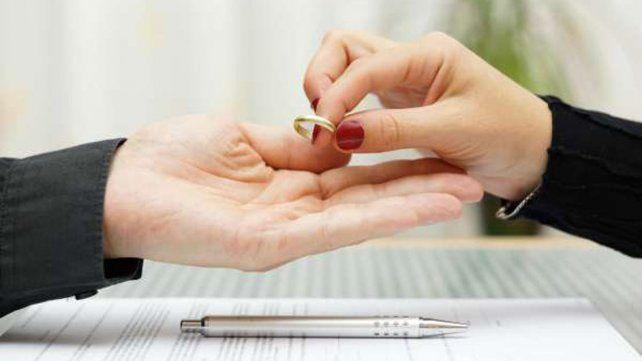 Requerimientos. El divorcio es un trámite judicial y debe iniciarlo un abogado.