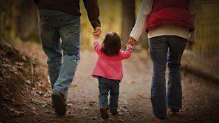 Cuidado de los hijos. La responsabilidad es compartida.