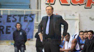 El coach destacó el coraje del equipo en el triunfo del debut ante Libertad de Sunchales.