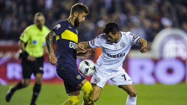 Boca y Lanús juegan en Mar del Plata por la Copa Argentina