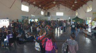 La actividad se realizó en la Sala Mayo, en la costanera de Paraná