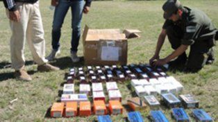 Secuestraron un contrabando de electrónica por 1.200.000 pesos en la ruta nacional 14