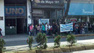 Profesionales de la Salud precarizados piden pase a planta permanente