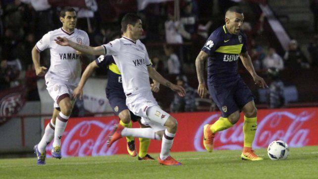 Boca se impuso a Lanús en los penales y pasó de ronda