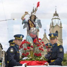Este jueves es San Miguel Arcángel, Patrono de Entre Ríos