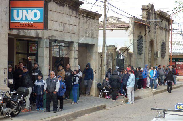 El TC y UNO convocaron una multitud en Concepción del Uruguay