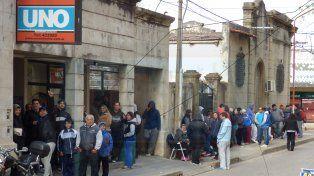 el tc y uno convocaron una multitud en concepcion del uruguay