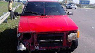 Sendos accidentes en Autovía y en ruta 130