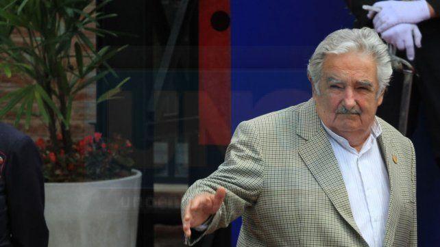 El senador uruguayo José Pepe Mujica.