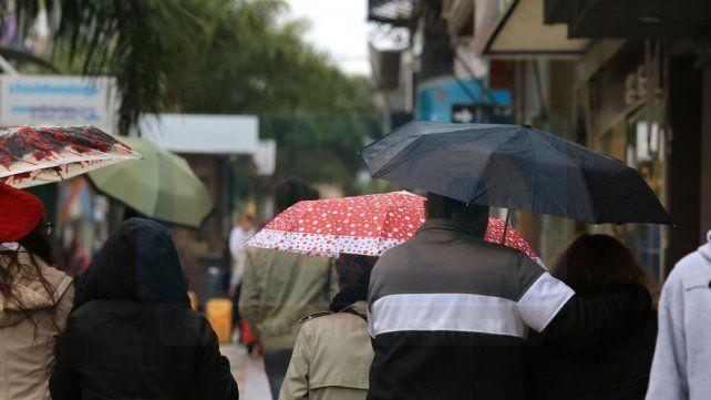 Jornada con probabilidad de lluvias y tormentas con una máxima de 18 grados