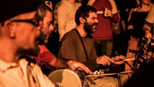Samba Na Esquina será una de las bandas que se presentarán en el festival.