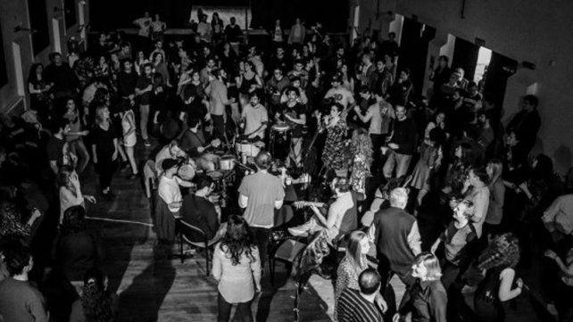 Samba Na Esquina despide septiembre con una roda especial