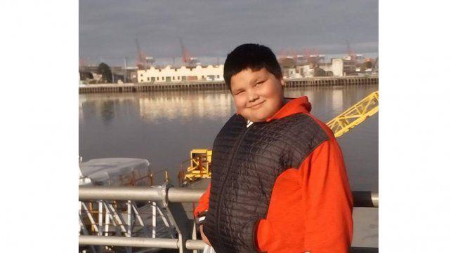 En tratamiento, Jeremías baja de peso y lucha contra la obesidad